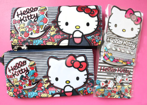 "Loungefly x Hello Kitty ""Gummi Bear"" Collection"