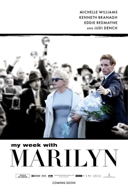 This looks fabulous! Love Michelle Williams and Eddie Redmayne.