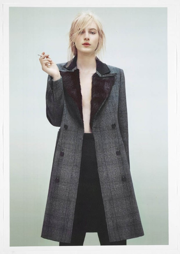 petrol: julia nobis by rémi lamandé for marani fall winter 2011/12