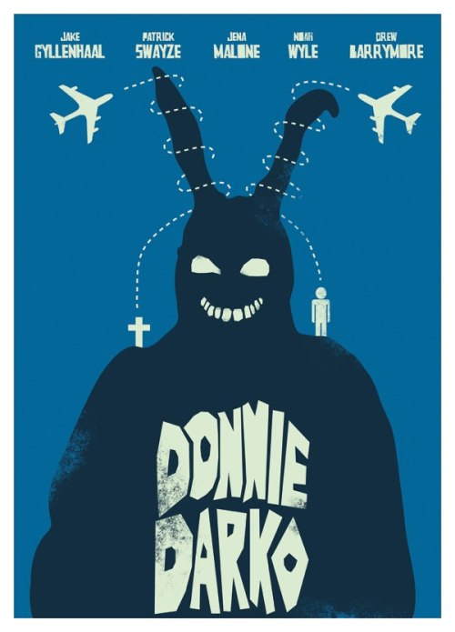 Donnie Darko by Dan Sherratt pestilence-contagiousdisease's request
