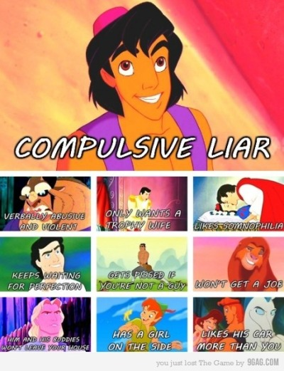 HAHA. Effin' Prince Charming. 9gag:  For the ladies