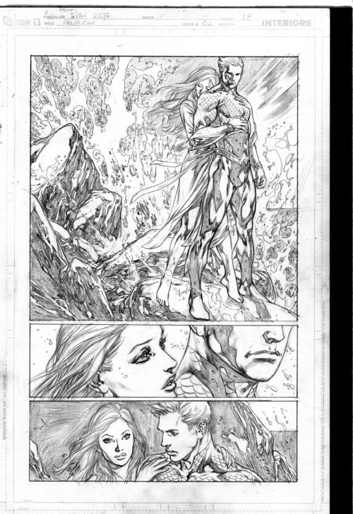 Aquaman #1 Preview here.
