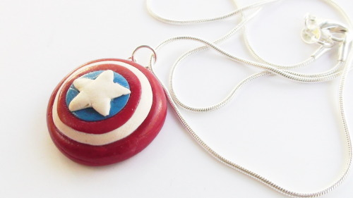 Captain America Shield by WTFcharms