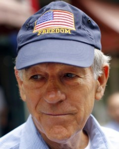 "theweekmagazine:  What does Rep. Ron Paul have to do to be taken  seriously? The libertarian Texan placed a solid third in Gallup's  new poll of Republican presidential hopefuls, trailing Rick Perry  and Mitt Romney, but handily beating media magnets Michele Bachmann and  Jon Huntsman. Paul also ranked a close second in Iowa's much-covered  Ames Straw Poll earlier this month, and followed that up by raising  a hefty $1.8 million in a 24-hour ""money bomb"" last weekend. Is it  time to start treating Paul like a top-tier presidential candidate?"