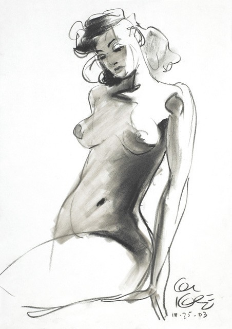 wasbella102:  By Glen Keane   glen ♥