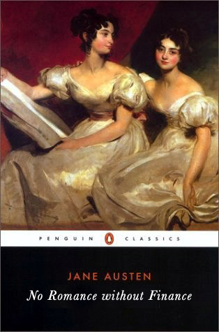 Jane Austen: Pride and Prejudice Reader Submission: Title by Sandra as part of this NY Times Better Book Title contest.