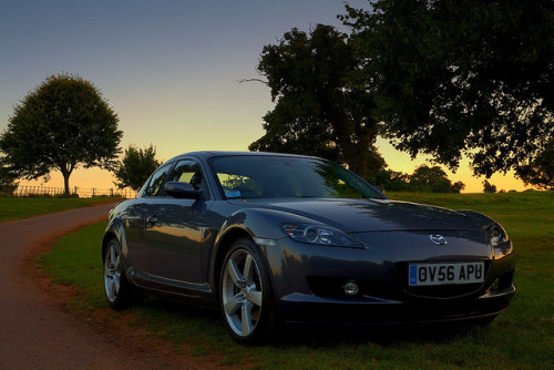 RX8 HDR by zombiejohniecash on Flickr.#Mazda #RX8 #RotaryThursday