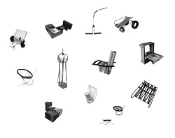 #kamworkshops2011: Seating objects produced during the 1st studio week. See all works here.