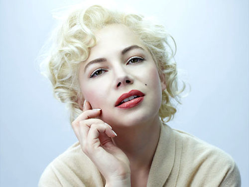 First poster for My Week With Marilyn arrives online Michelle Williams looks iconic as Marilyn Monroe in the classy first poster for the hotly anticipated biopic. Check out the poster here…