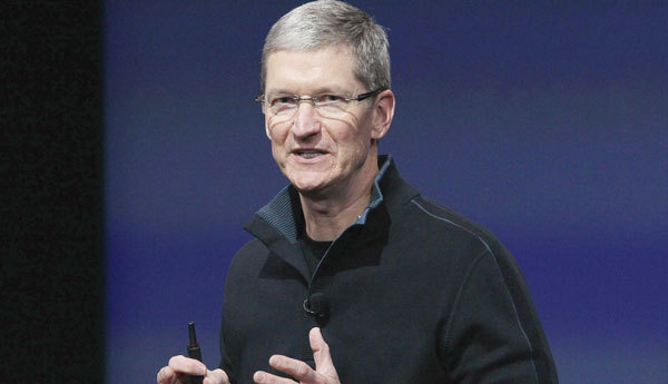 "New Apple CEO Tim Cook: 'I'm Thinking Printers' via The Onion  SAN FRANCISCO—Following the resignation of Apple founder Steve Jobs,  incoming CEO Tim Cook called a meeting of shareholders and members of  the press Thursday morning to announce that he envisioned printers as  the company's future. ""Laser, ink-jet, double-sided, color,  black-and-white—the future of technology is in printers. I am absolutely  convinced of that,"" …  More here"