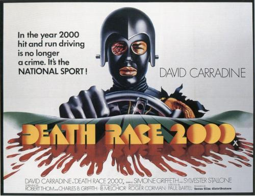 Death Race 2000 (1975) Special Thanks to fer1972 for submitting this.