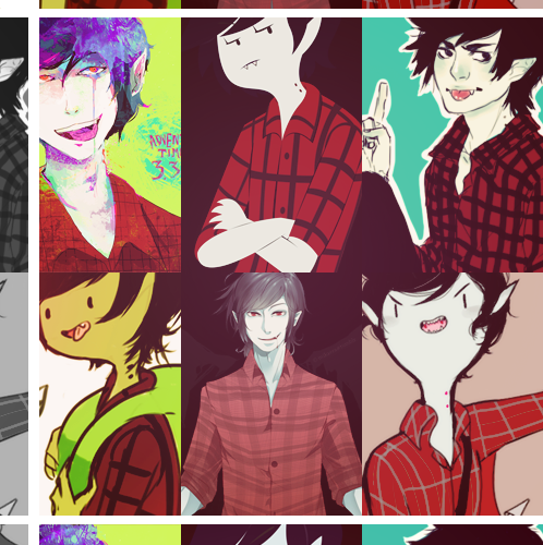 TOP 6 PICTURES: Marshall Lee requested by katie