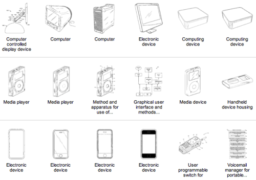 "The Steve Jobs patents for consumer electronics. I'm sure many of us can go over this list and say, ""I have that, got that, bought that, gave that as a present, got it, got it. Almost bought it…"" neuropsy:  Steve Jobs patents Steve Jobs stepped down as CEO of Apple yesterday, and one of the reasons we actually care is because he had a hand in so many major products that we use every day. Shan Carter and Alan McLean, for The New York Times, provide a breakdown of all 313 Apple patents that include Jobs in the group of inventors."
