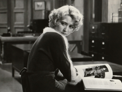 Joan Blondell in Lawyer Man (1932) Image Source: Flickr