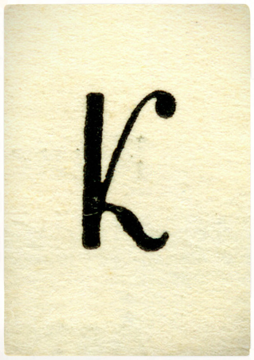 greentype:  k