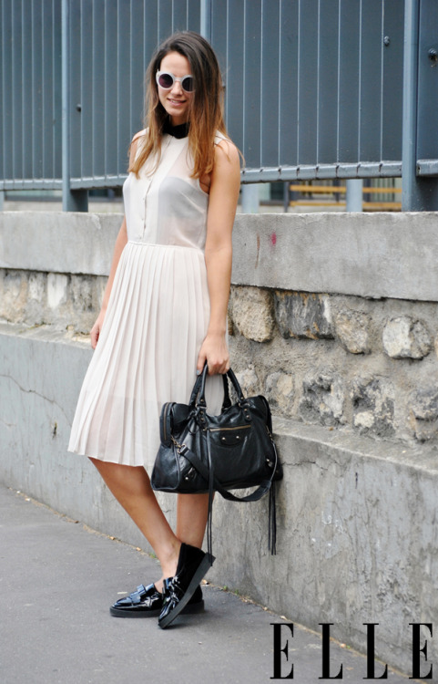 Street Chic: Milan Check out street style from around the world! Photo: Melanie Galea
