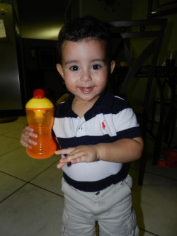 Sippy Cup & Polo Swag.