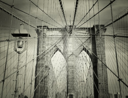 nythroughthelens:  The Brooklyn Bridge. New York City.