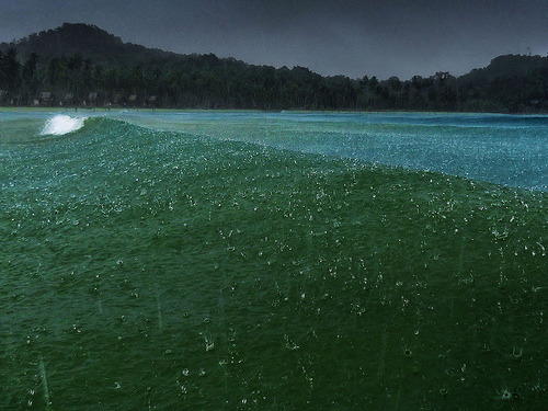 kari-shma:  Torrential rains on Koh Kood (by B℮n)