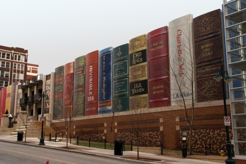 Kansas City Library, Kansas City, Missouri