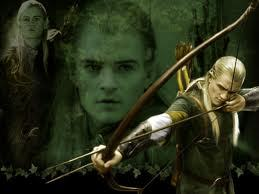 not-all-who-wander-arelost:  The heart of Legolas was running under the stars of a summer night in some northern glade amid the beech-woods. -J.R.R. Tolkien