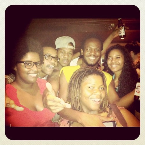 thegoingawayparty:  Negros.  (Taken with instagram)