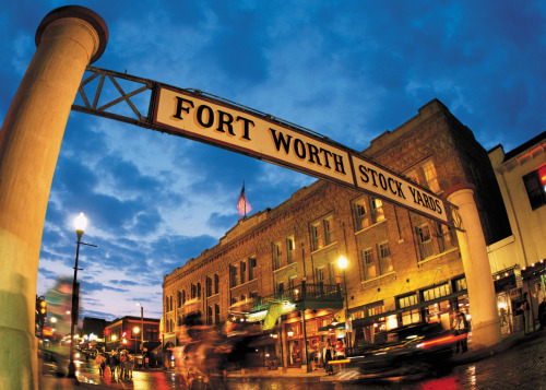 drcalzonasanatomymd:  Fort Worth Stock Yards. :)