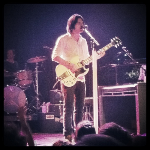 Conor Oberst - Aug 25th 2011 Live @ The Majestic. I really hope tonight wasn't the last time I'll see Conor perform under the Bright Eyes moniker.