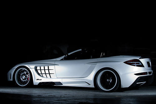 automotivated:  SLR McLaren (by fourcross)