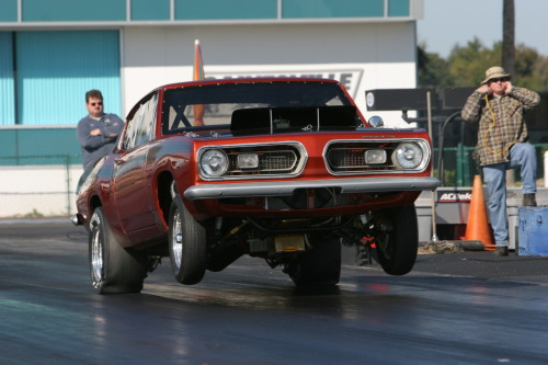 hellformotors:  Plymouth Barracuda