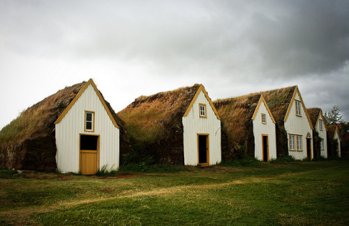 Ahh, a taste of old Iceland.  european-cities:  untitled by UnaLei on Flickr. Iceland