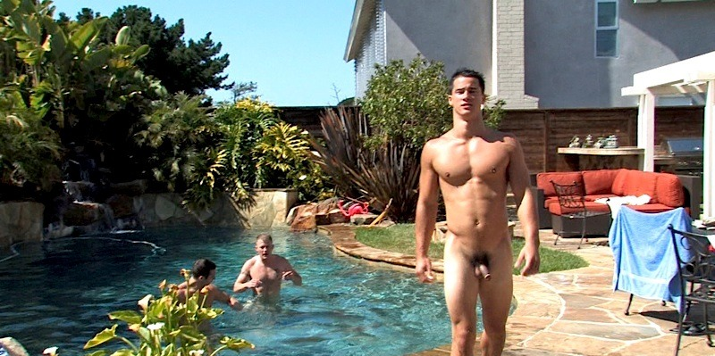 WHEN I GROW UP I WANT TO HAVE A NAKED POOL-BOY!!