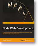 Node Web Development by David Herron (Packt)