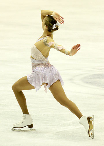 beautiful-shapes:  Carolina Kostner, 2011 LP