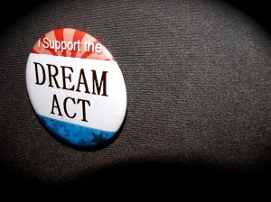 If you support education, if you support equality, then you support the DREAM Act!