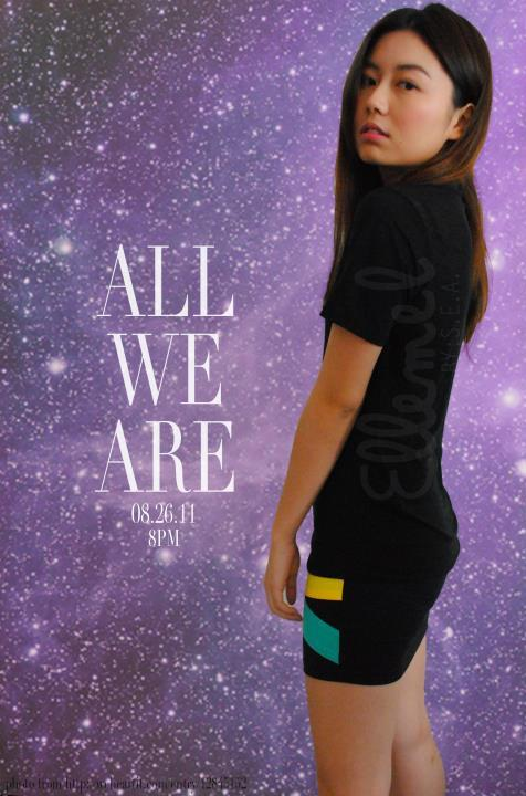 Go on to Ellemel to get rad new clothes! The first collection is out! ORDER NOW!!