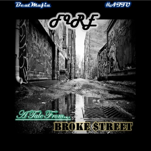 #ATFU #FreeDownload #ATaleFromBrokeStreet Yep. Here's that Feeray track we've been talking about. Look for 'Molotov' to drop here soon, like sooner than you think. Click the pic to download this one NOW. Such a heater, man. Feeray has been hustling really hard in the studio to bring you something special. Listen to this man speak! #ATFU - A TOTAL FAMILY UNIT.