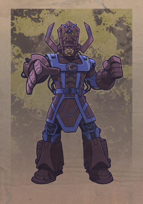 Galactus  formerly  Galen