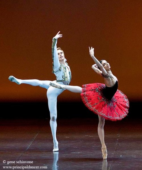surrendertothemusic:  Natalia Osipova and Leonid Sarafanov