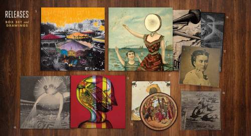 nearmoderndisaster:  Neutral Milk Hotel to release box set November 2011. www.walkingwallofwords.com (site is up & down due to traffic)  Holy fuck. Can't wait.