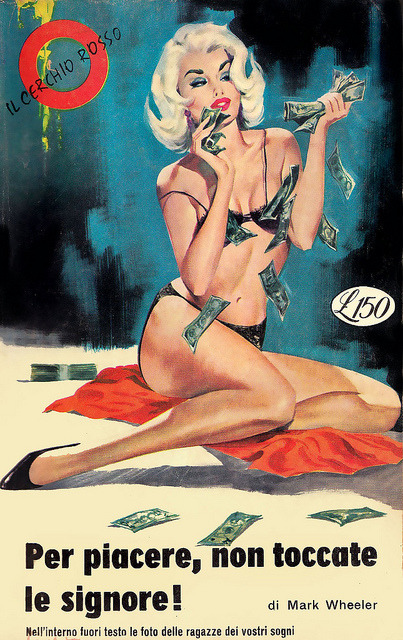 1965 … blonde and cash! by x-ray delta one on Flickr.