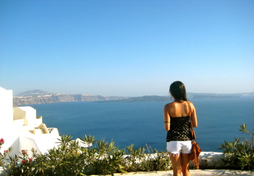 last one for now -an absolutely breathtaking view of the Aegean Sea.