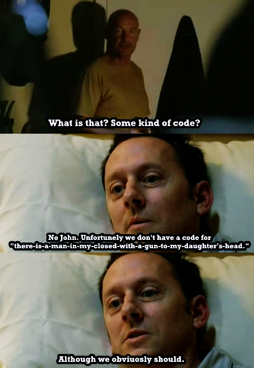 callumlul:  Another of my favourite characters from LOST, Michael Emerson did a fantastic job playing Ben Linus.