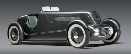 coolerthanbefore:  Edsel Ford's 1934 Model 40 Special Speedster
