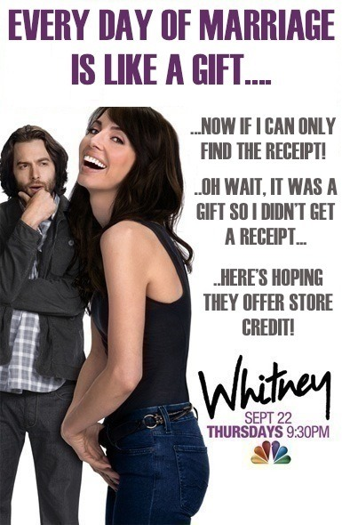 Rejected NBC Whitney Ad #3