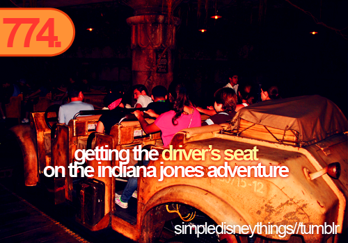 simpledisneythings:  You'll get blamed for being a crazy driver.