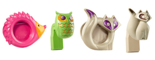 Check out these cute plug-in home fragrances and on-the-go deodorizers from Slatkin & Co.!
