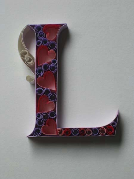 Paper + Typography by Sabeena Karnik at Behance