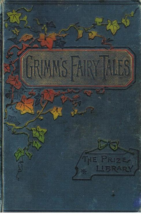 downlo:  Lovely old edition of Grimm's Fairytales