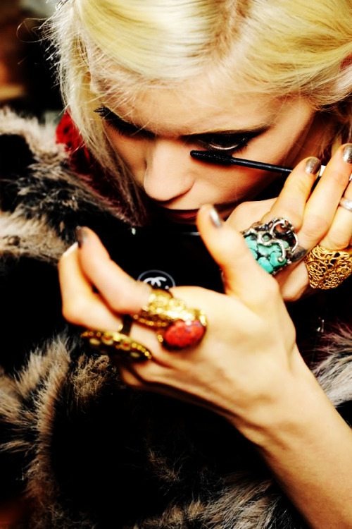 Accessories. Rings. Chanel.